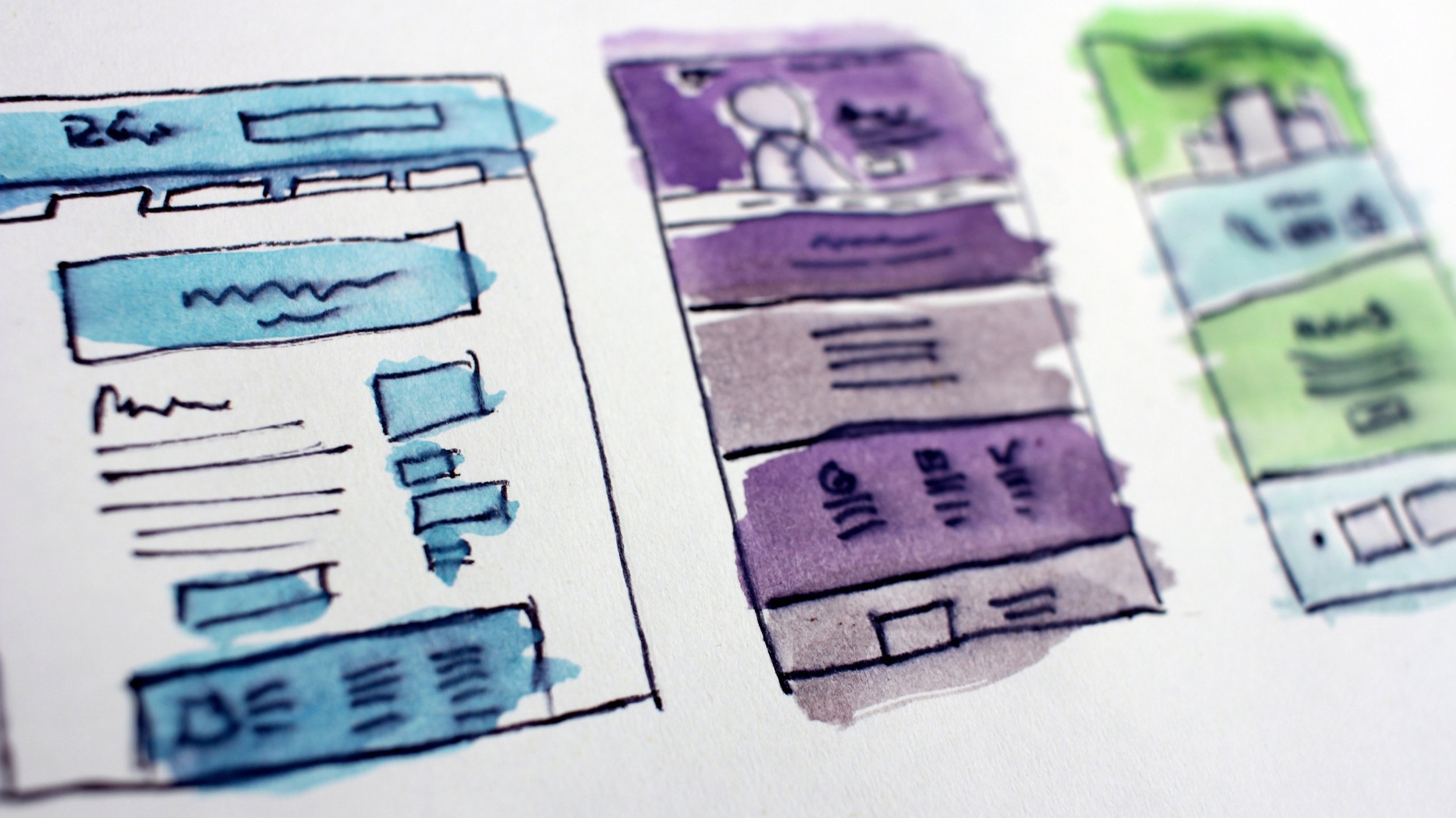 Web design - Beautiful & Effective