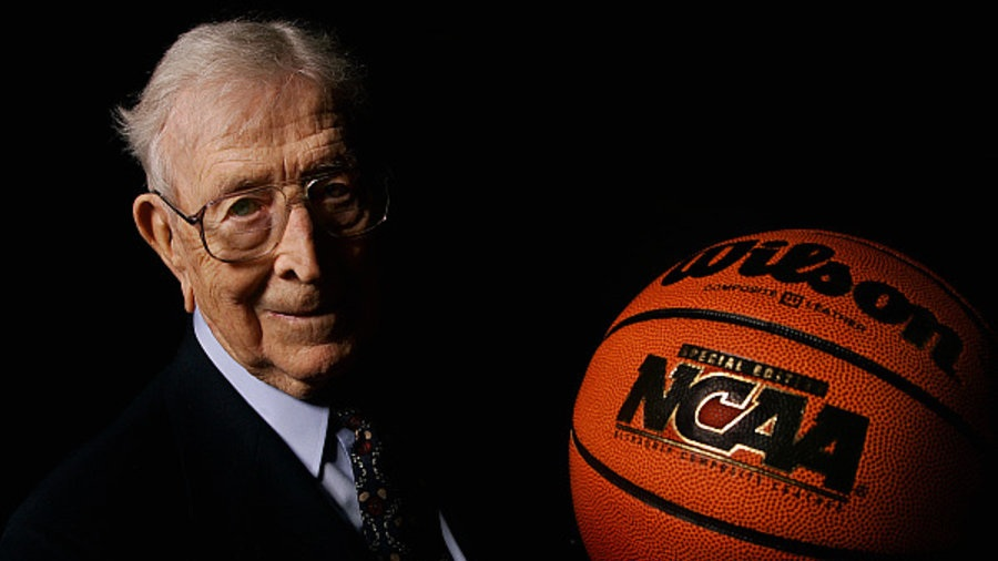 John Wooden - UCLA Basketball Coaching Legend