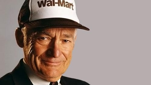 Sam  Walton - Founder and Chairman, Walmart
