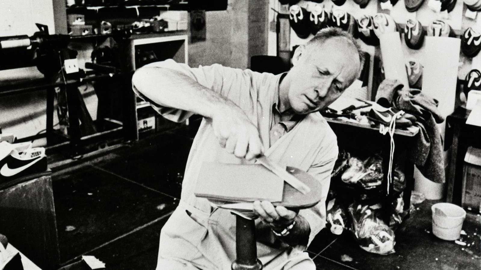 Bill Bowerman - Co-Founder, Nike