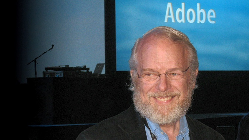 John Warnock - Co-Founder, Adobe Systems Inc