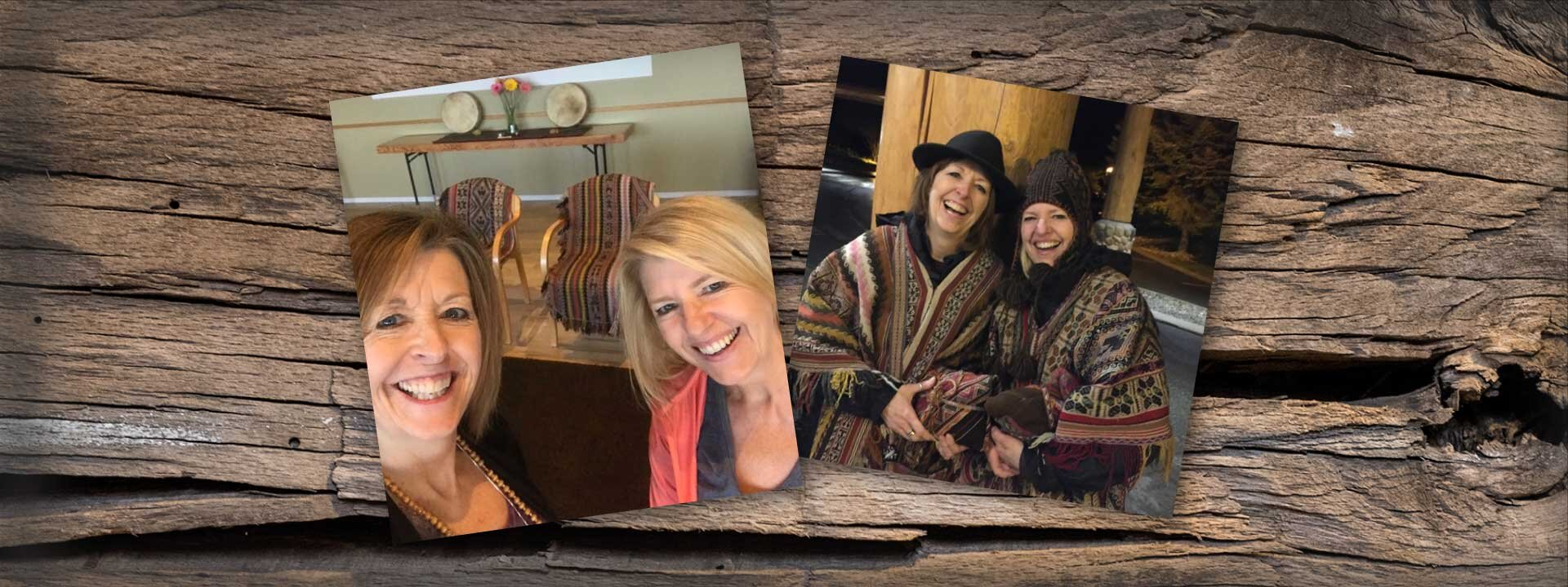 Carol Bell and Laureen Block, Santa Tierras Co-Founders