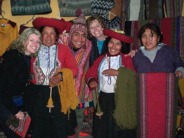 """Chinchero Weavers """"our Brothers and Sisters"""""""