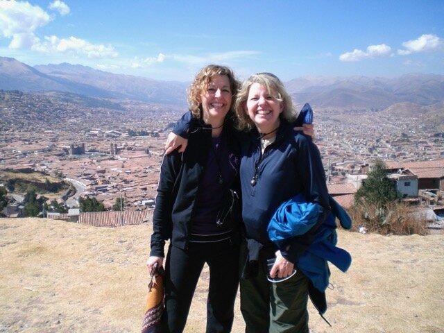 The Sisters in Peru