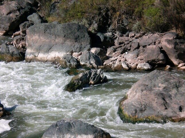 Urubamba River Speaks