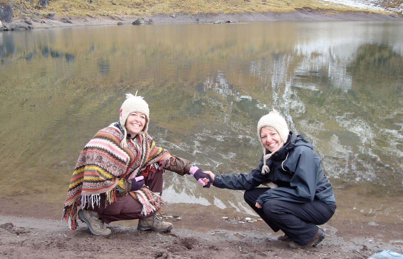 Andean Water Ceremony