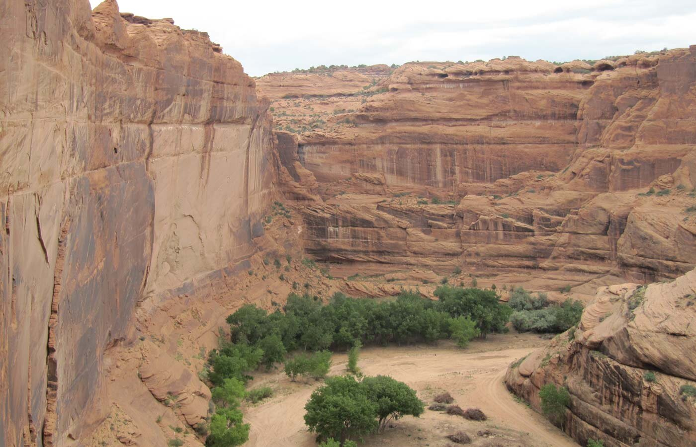 Womb of the Mother - Canyon de Chelly