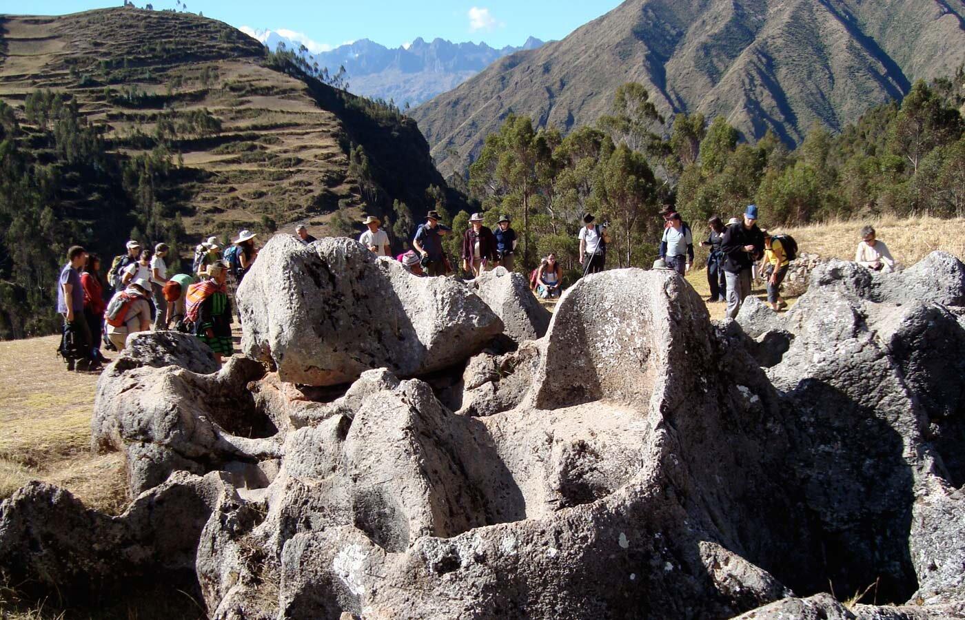 Ceremonial Site - Chincheros