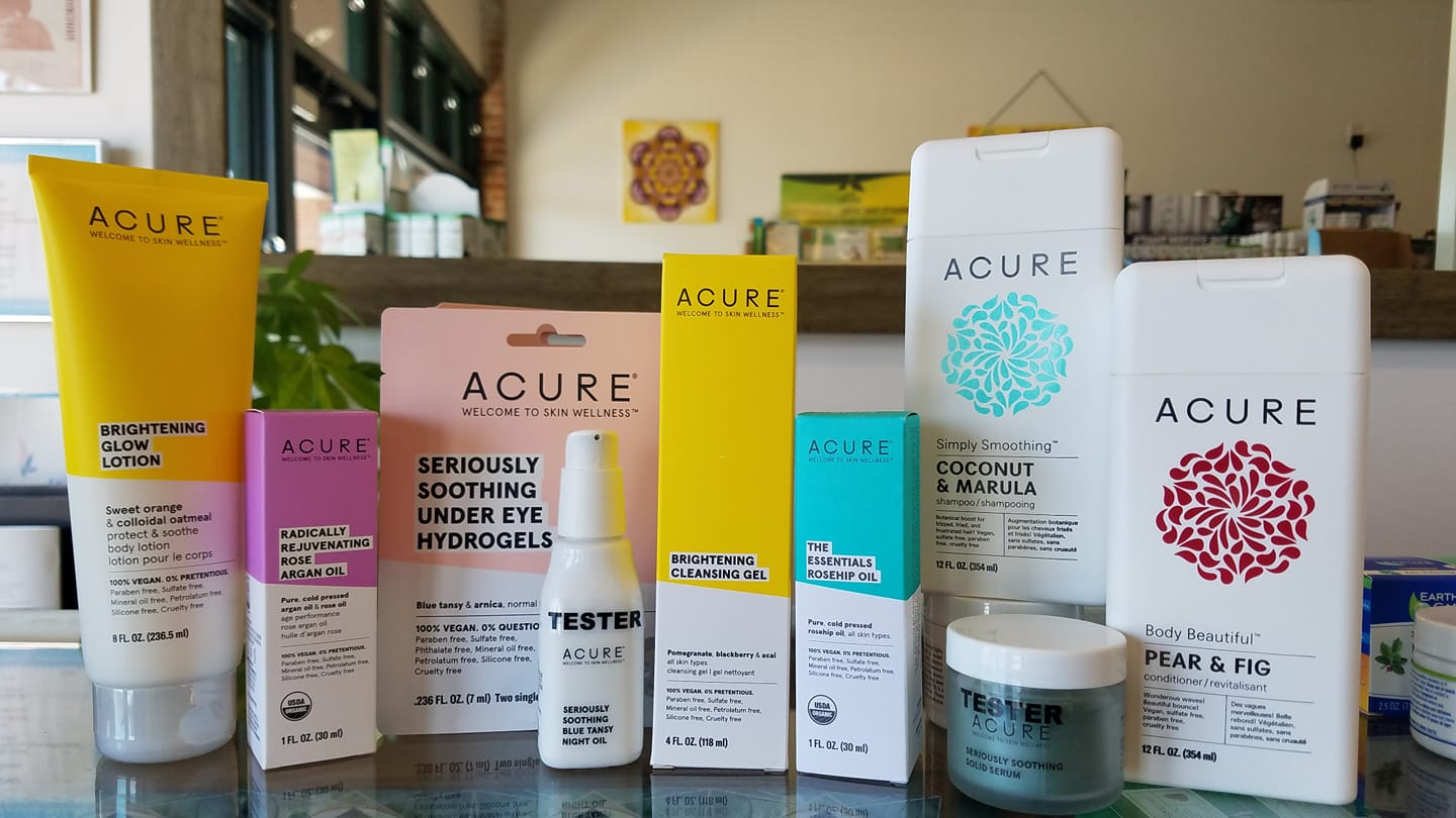 ACURE at Nature's Market