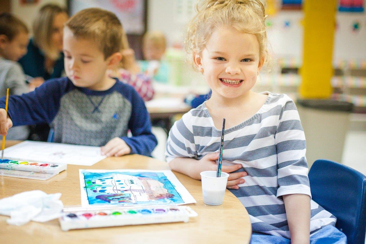 Kindergarten - Monday – Friday9:00 a.m. – 1:30 p.m.