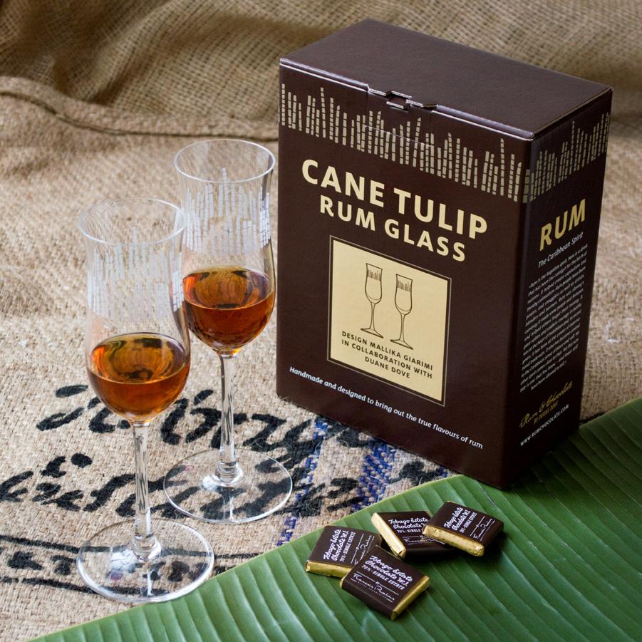 CANE TULIP RUM GLAS BY DD.jpg