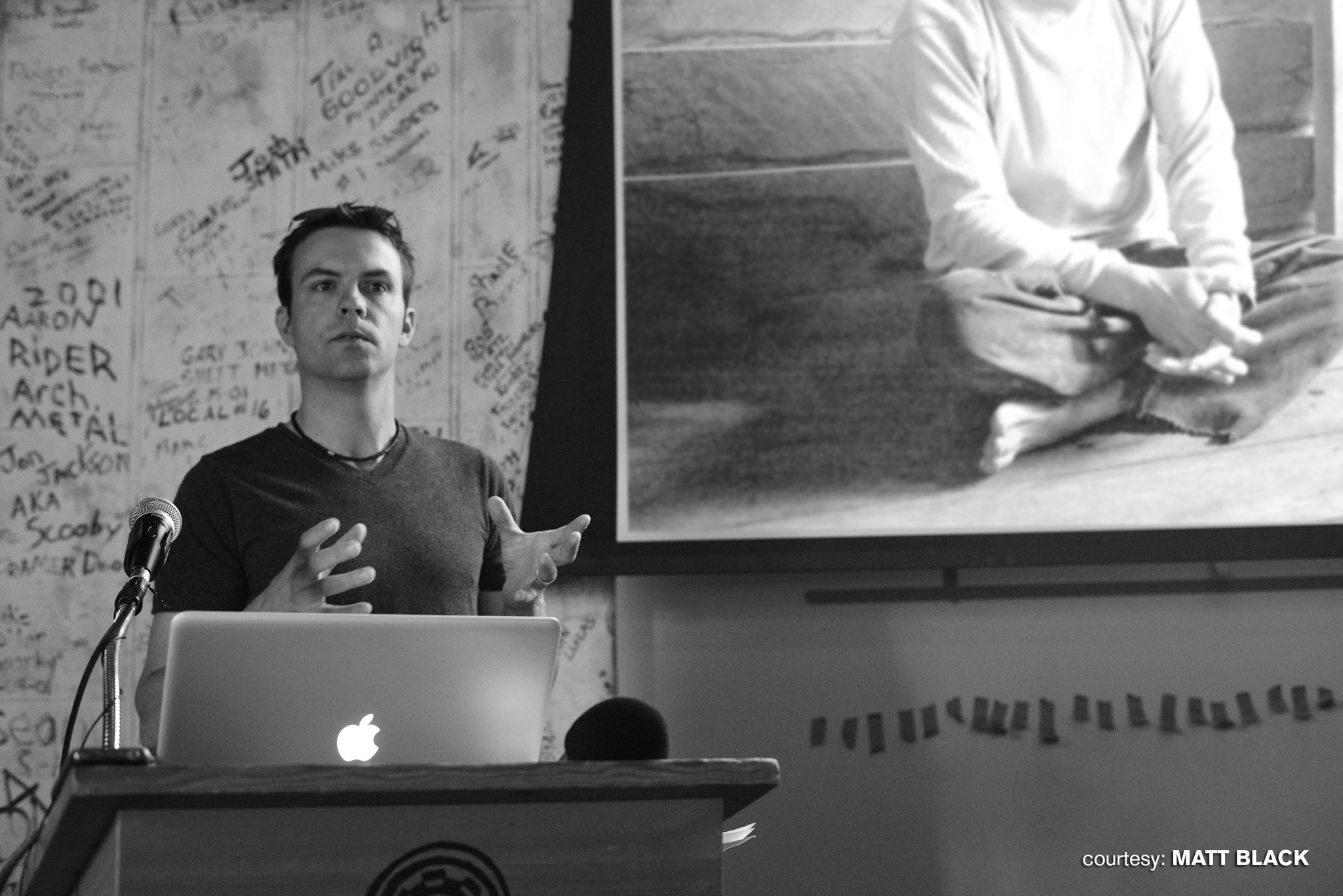 A presentation at Blue Earth Alliance's Collaborations for Cause conference, about photographers working with NGOs to help explore complex issues and their solutions.