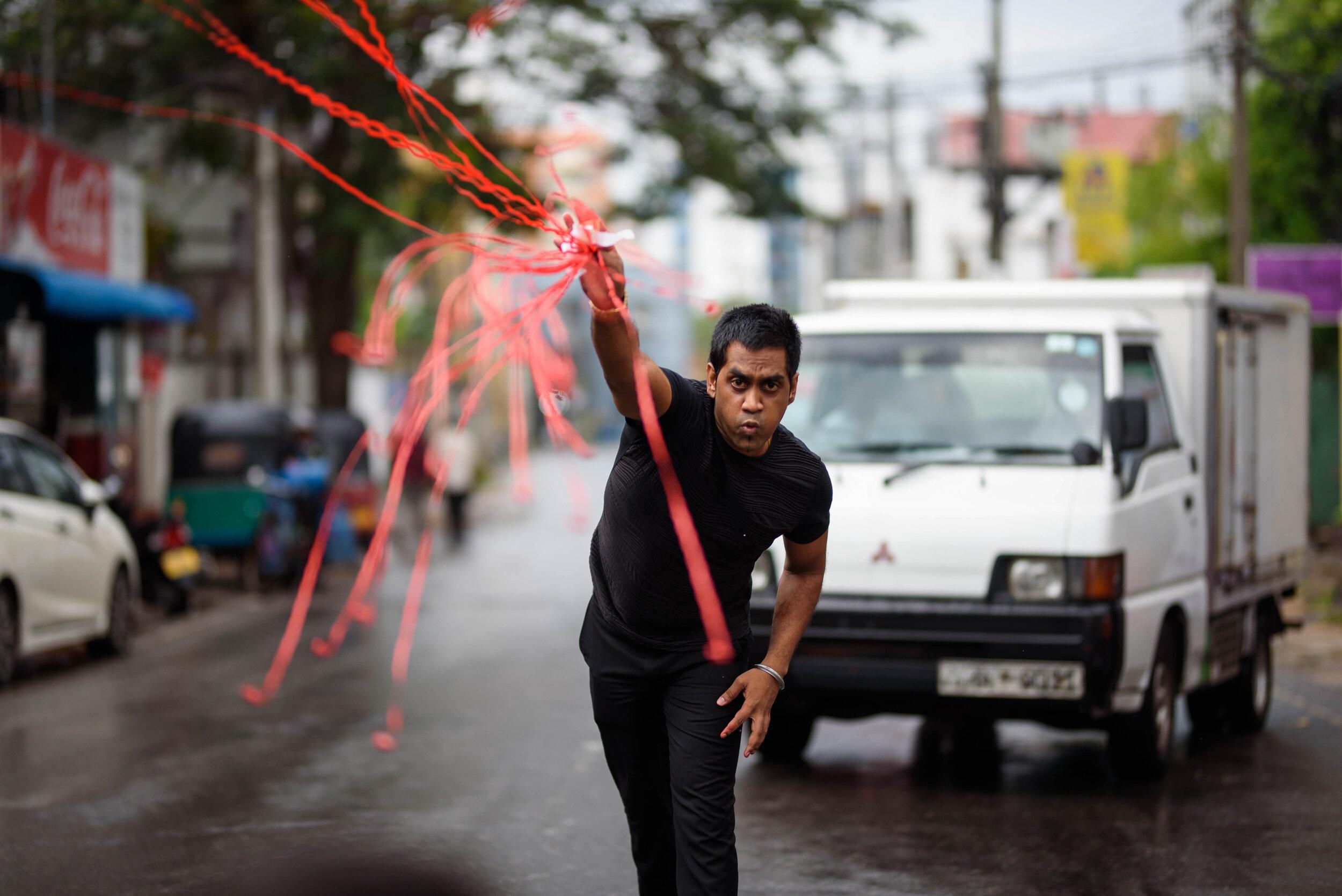 Hernandez – Magician, Performer, Uber driver | Colombo
