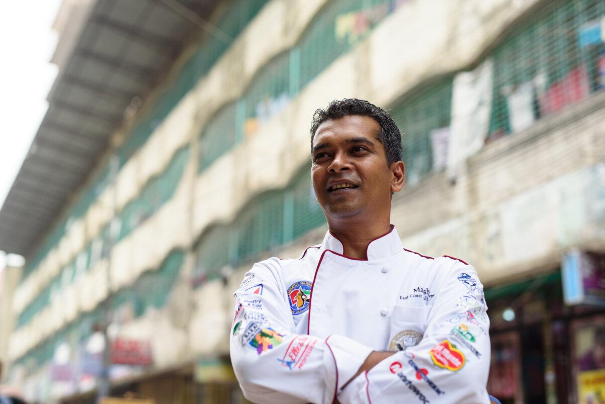 Shamim Bhai – Ex-Head Chef, Uber Driver | Dhaka