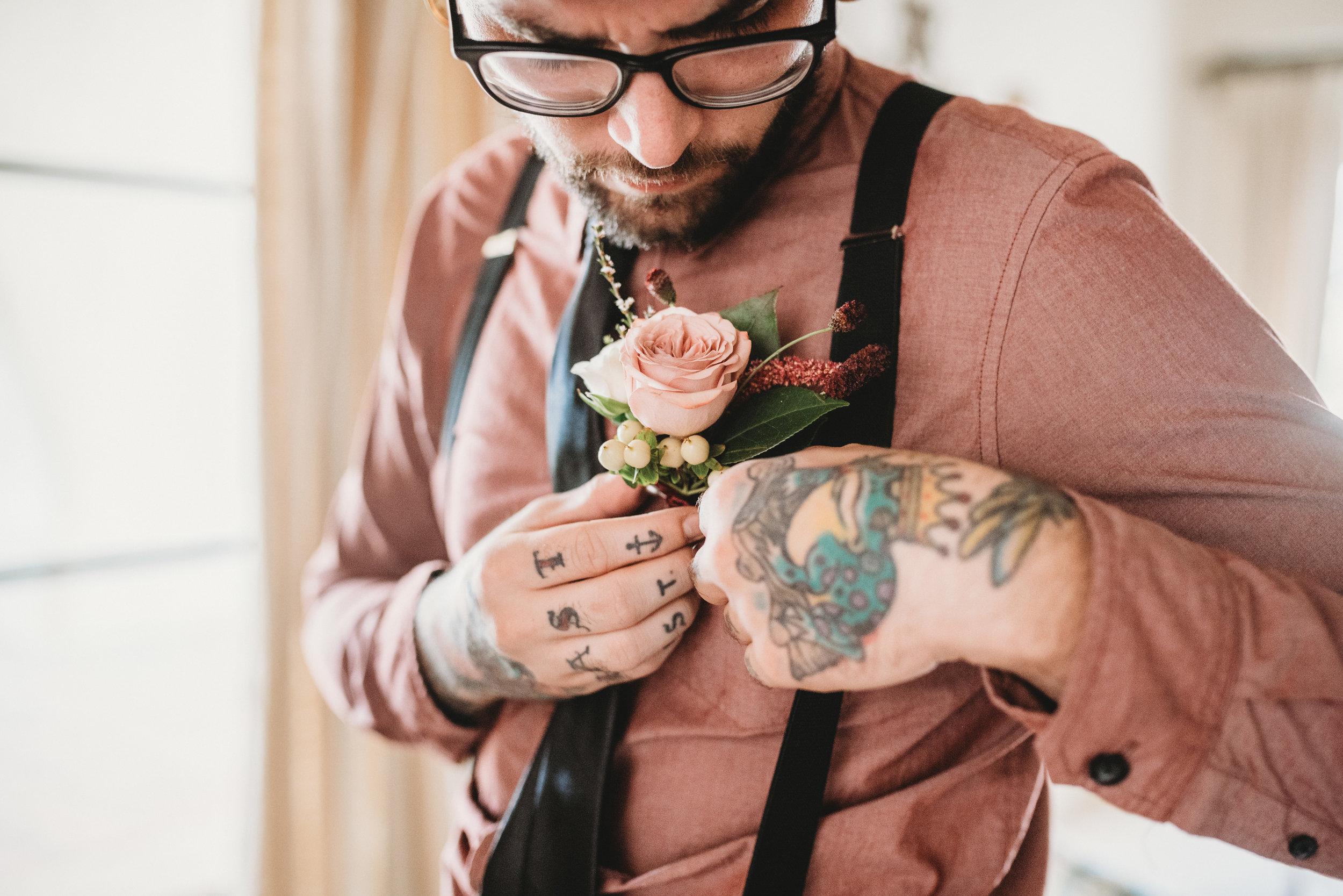 Dearest & Darling Styled Shoot - Groom Getting Ready.jpg