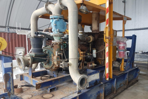 Dewatering pump Scope Equipment Hire Mackay
