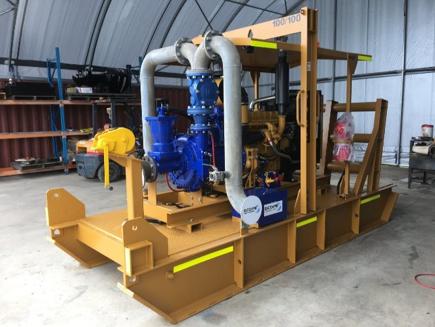 Dewatering pump 2 Scope Equipment Hire Mackay