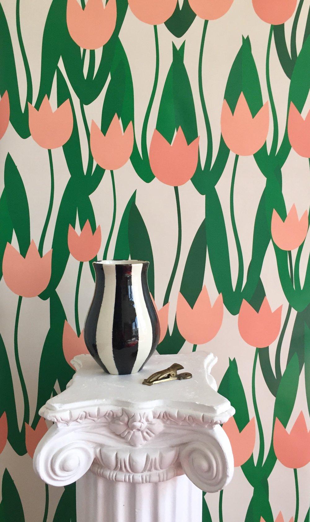 Tulip Blush Petal Pusher