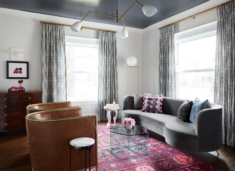 Wilmette Livingroom