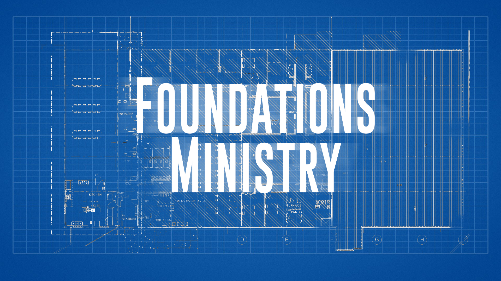 Foundations Ministry -