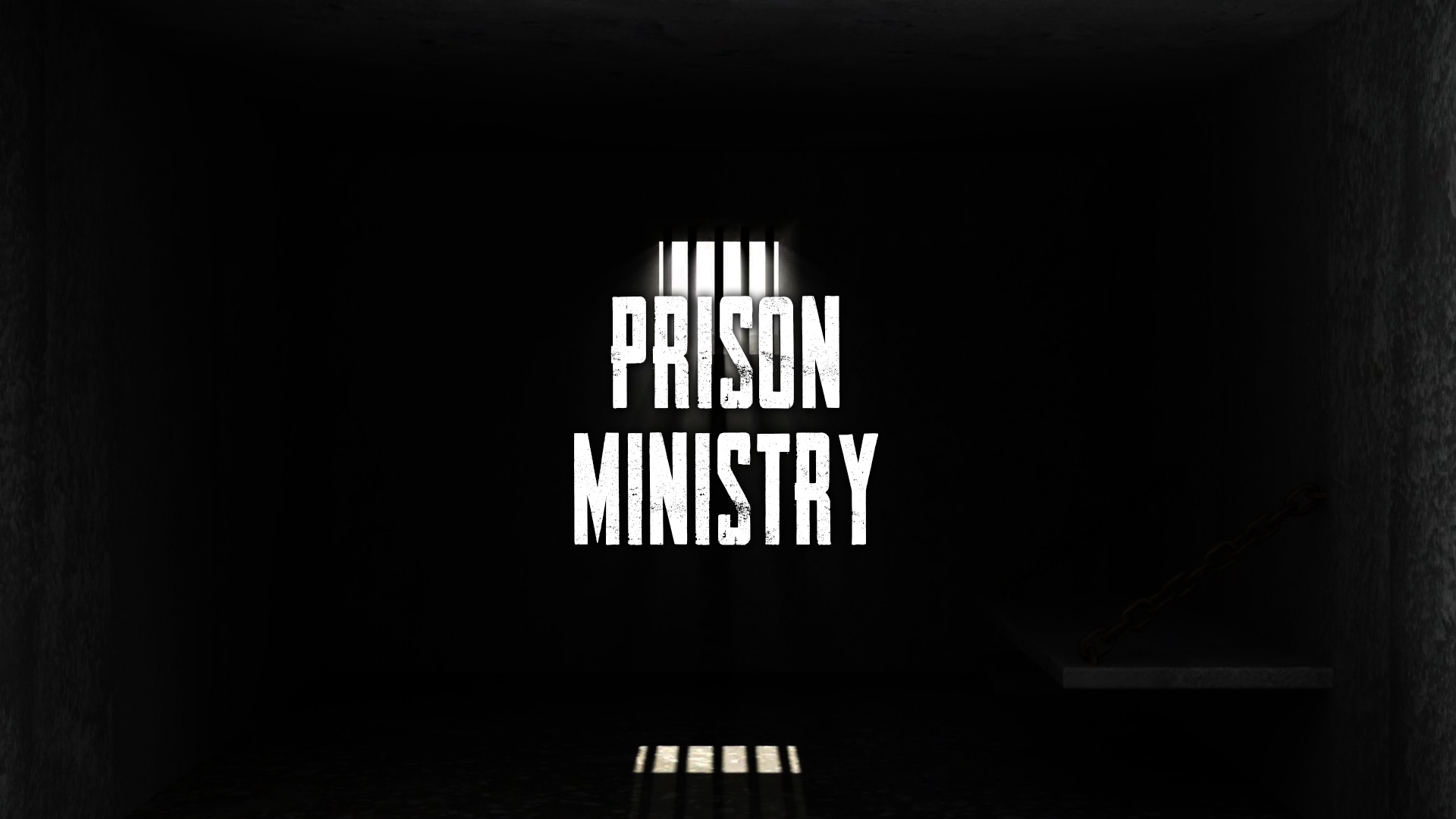 Prison Ministry - Our Team has the opportunity to enter into Prison's and Jail's to preach the Gospel to give hope to an individual of being able to live a life they never thought was possible by hearing the word of God.