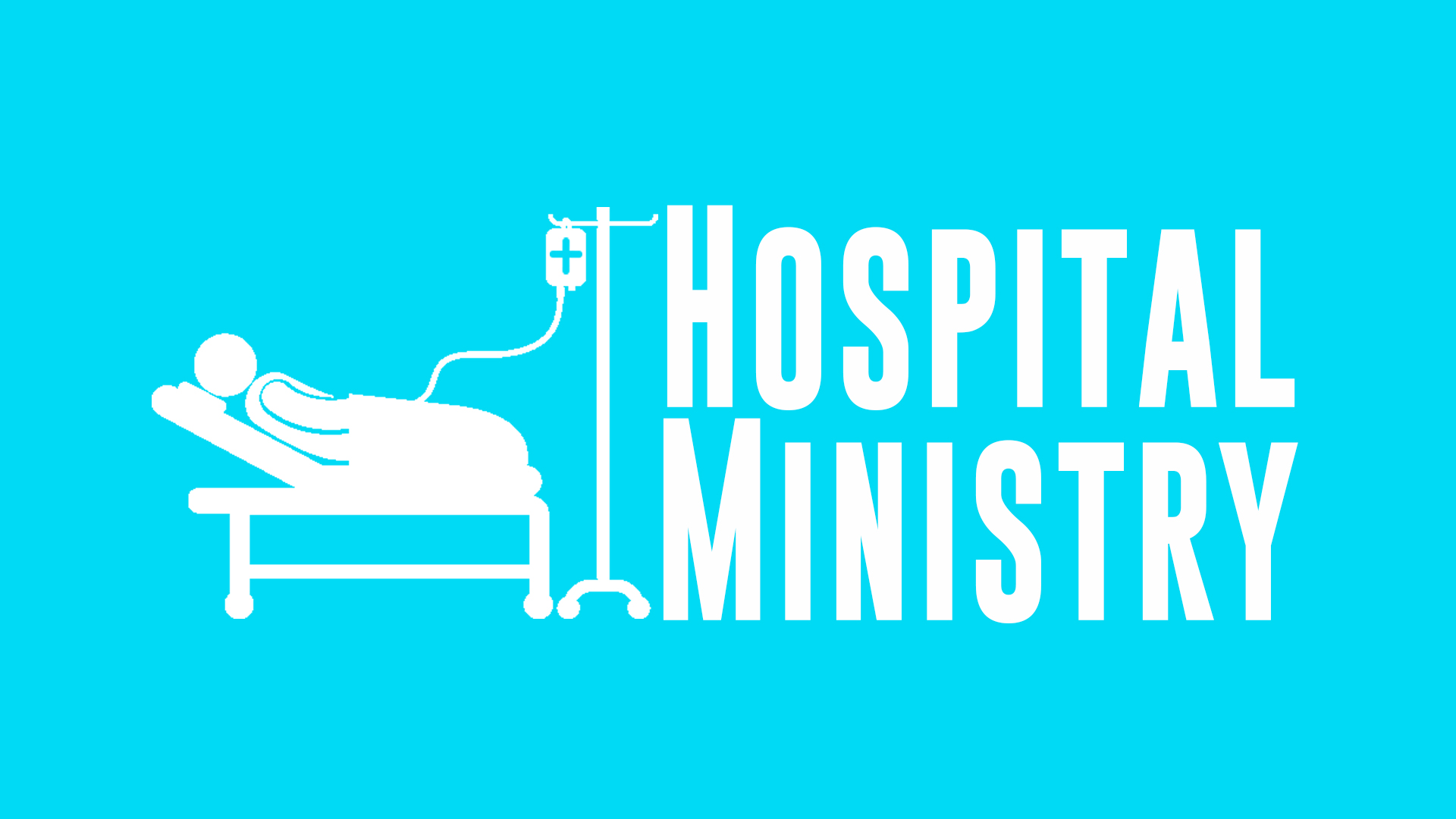 Hospital Ministry - The hospital ministry is committed to ministering the love and compassion of Jesus Christ to those who are confined to a medical center. During times of illness, a prayer of faith, and a act of kindness, can help someone in need to get through a difficult day because the word of God brings comfort.