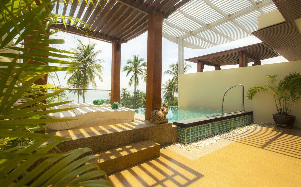 Sea View Penthouse Apartment Klong Muang Beach Krabi Thailand