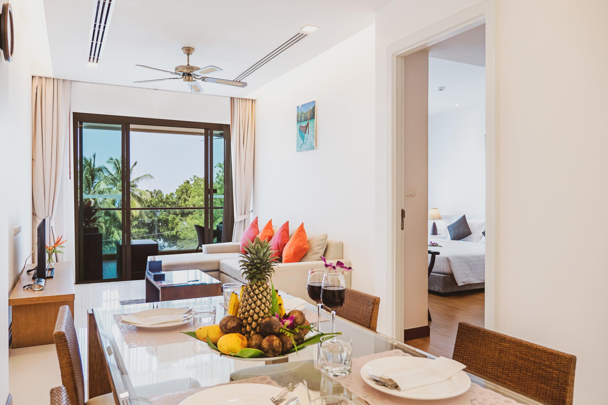 Sea View 1 Bed Apartment Klong muang Beach Krabi