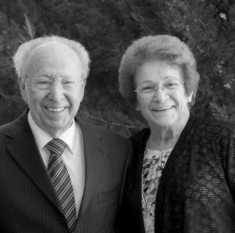 Pr Wayman & Nelda Mitchell