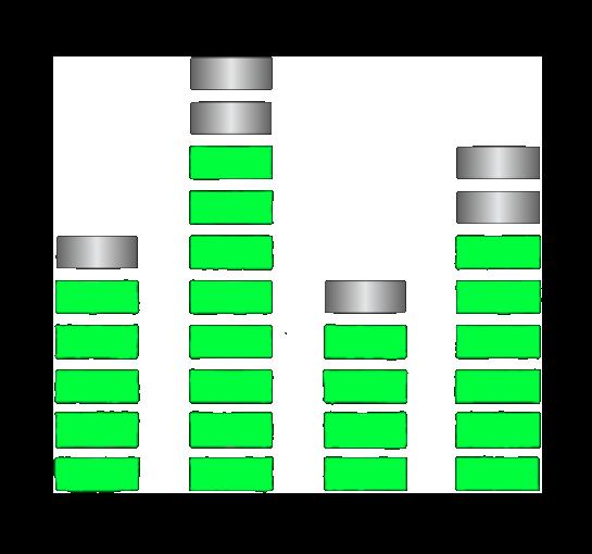 Innovate Music Group Bars Logo
