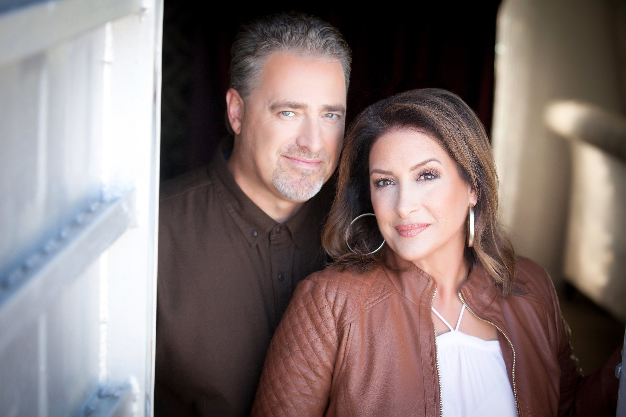 Jed and Claire Seneca