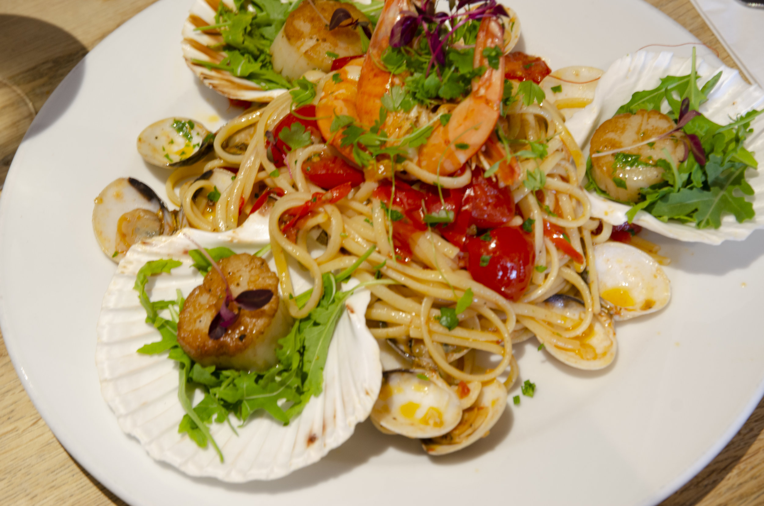 Check our menu - Our specialty menu provides well crafted and cooked dishes that brings you fresh Mediterranean vibes