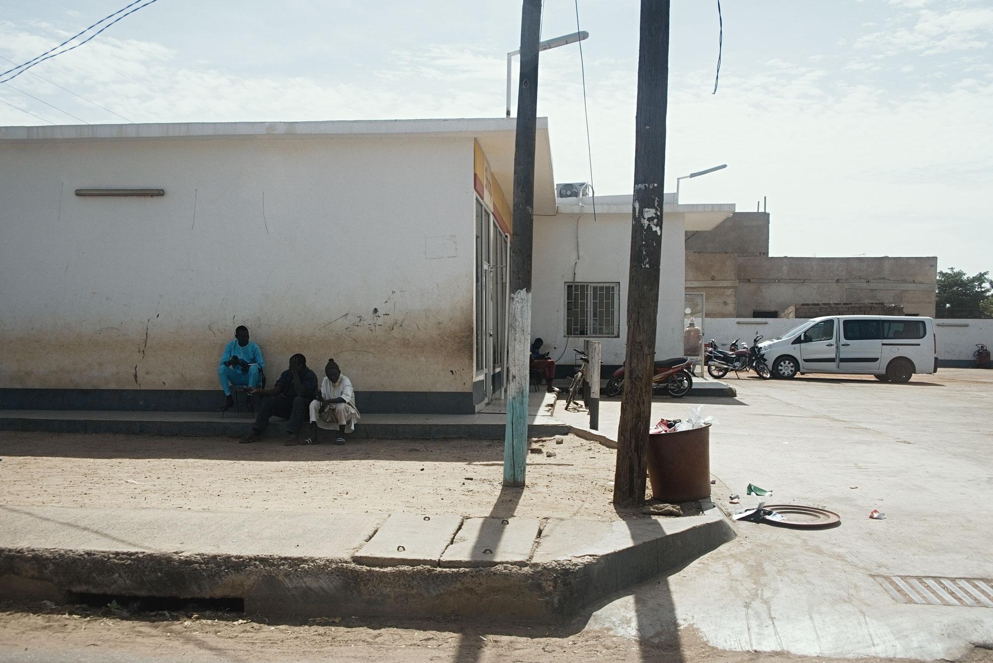 Tankstelle VIII | Senegal 2018