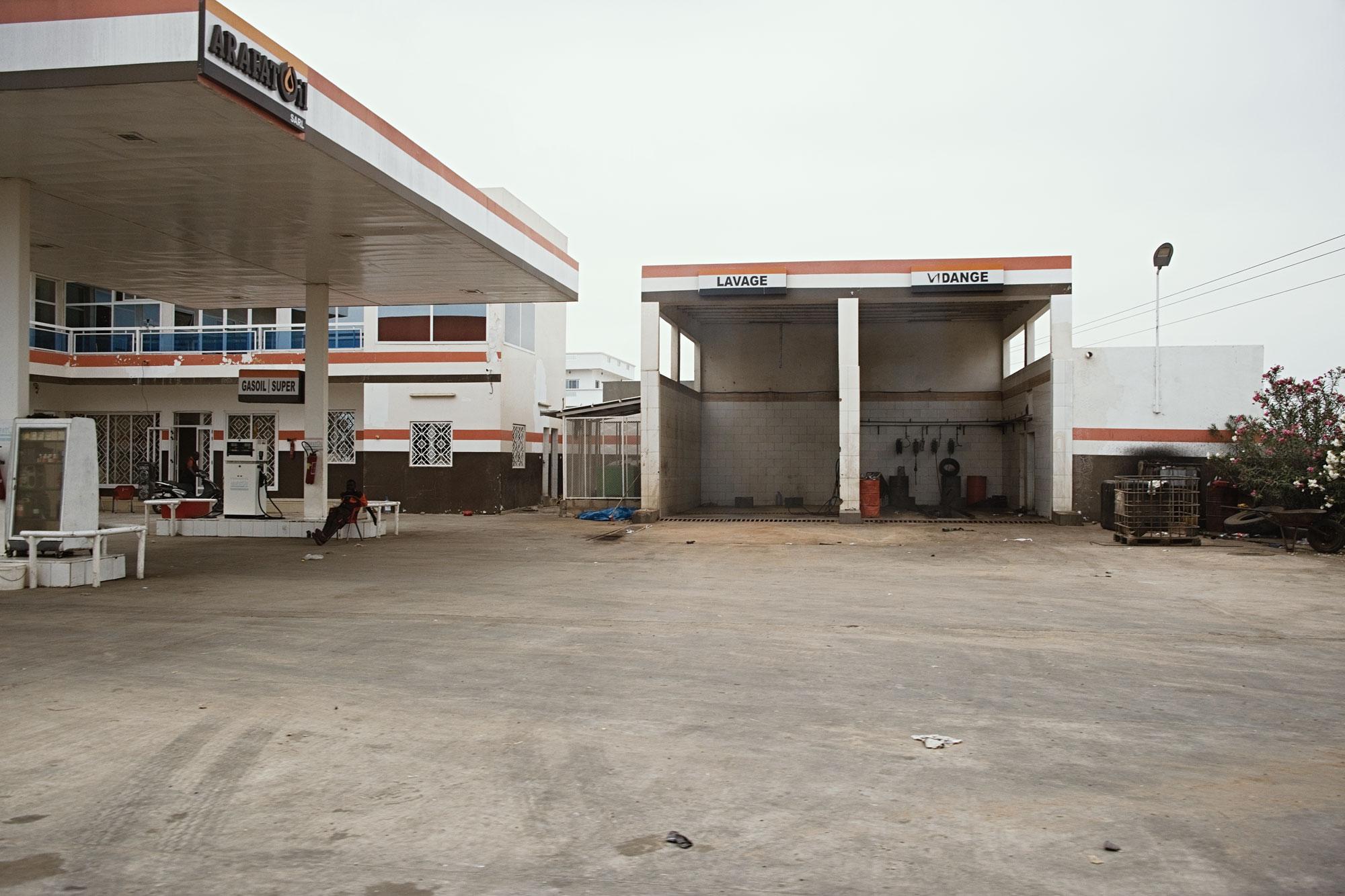 Tankstelle X | Senegal 2018