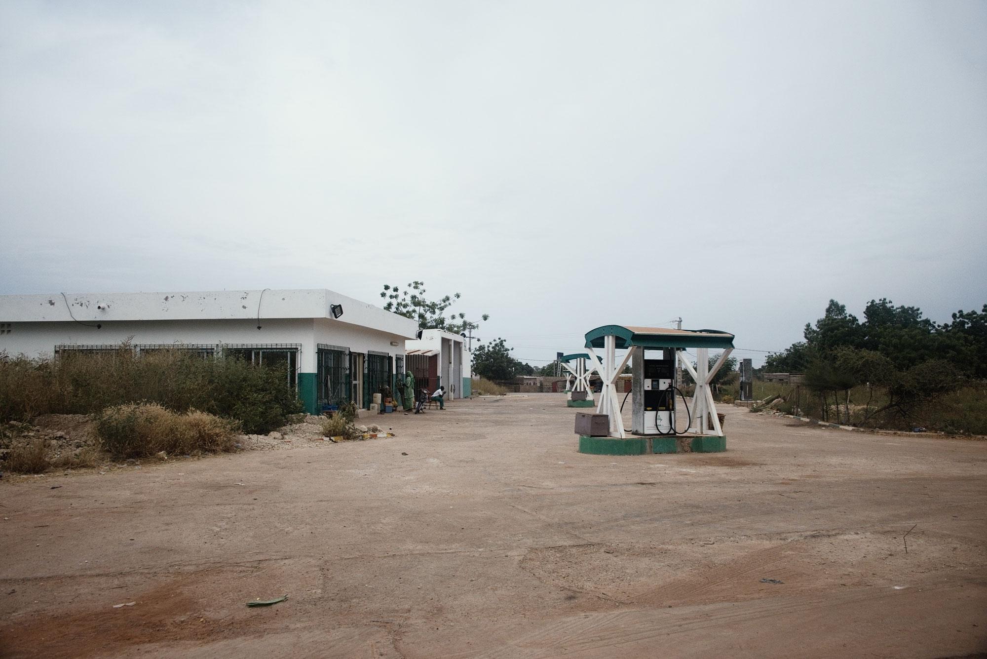 Tankstelle IV | Senegal 2018