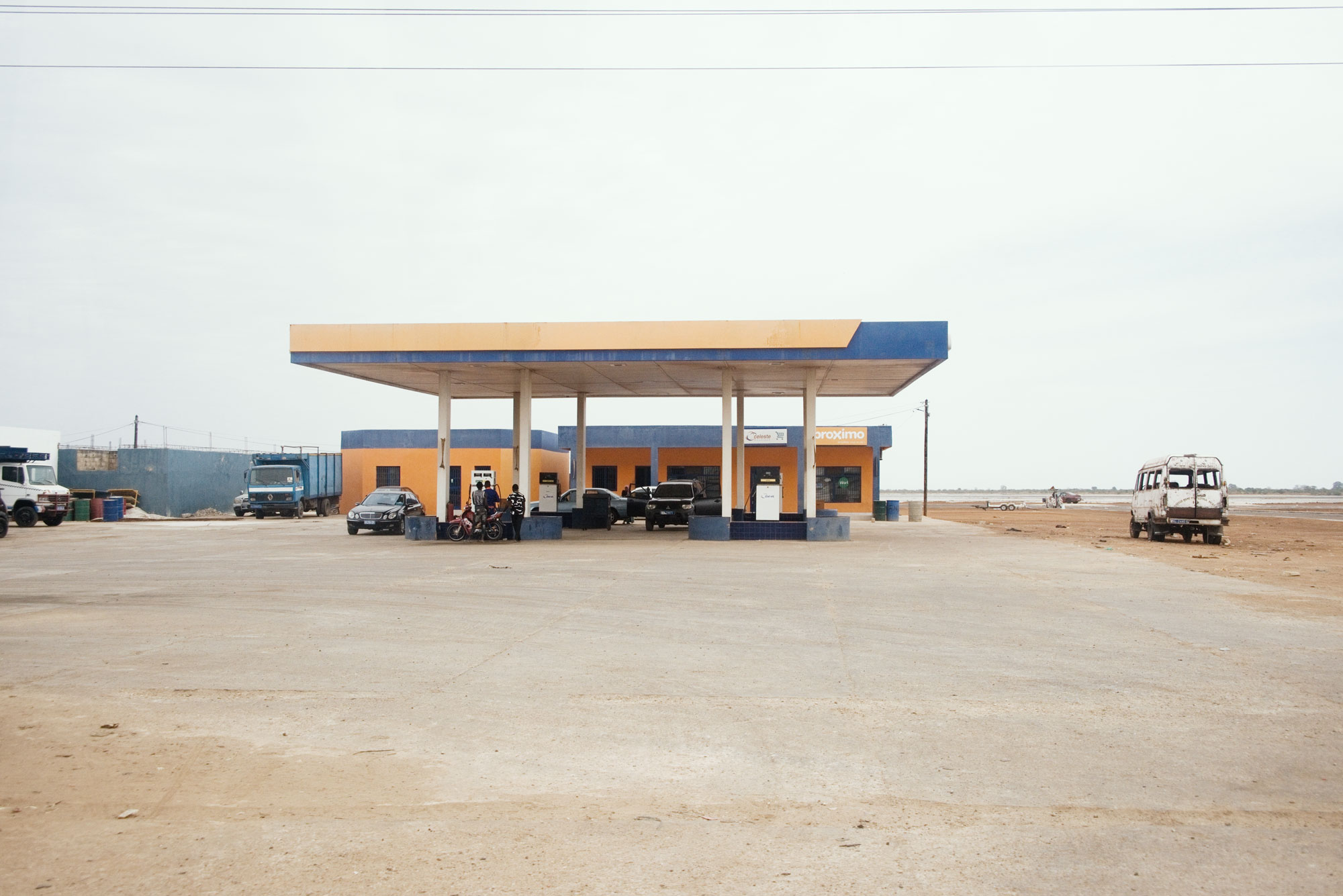 Tankstelle I | Senegal 2018