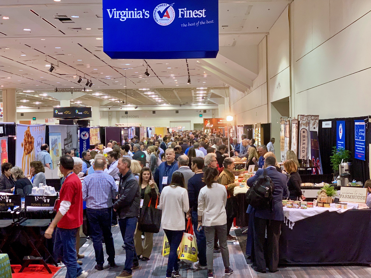 About - Discover all that the 2020 Virginia Food and Beverage Expo has to offer.