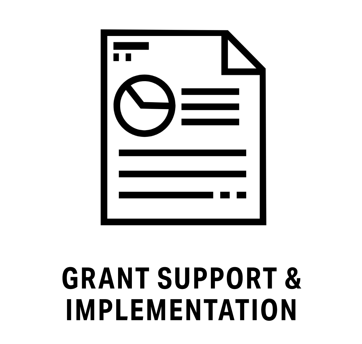 Grant Support & Implementation