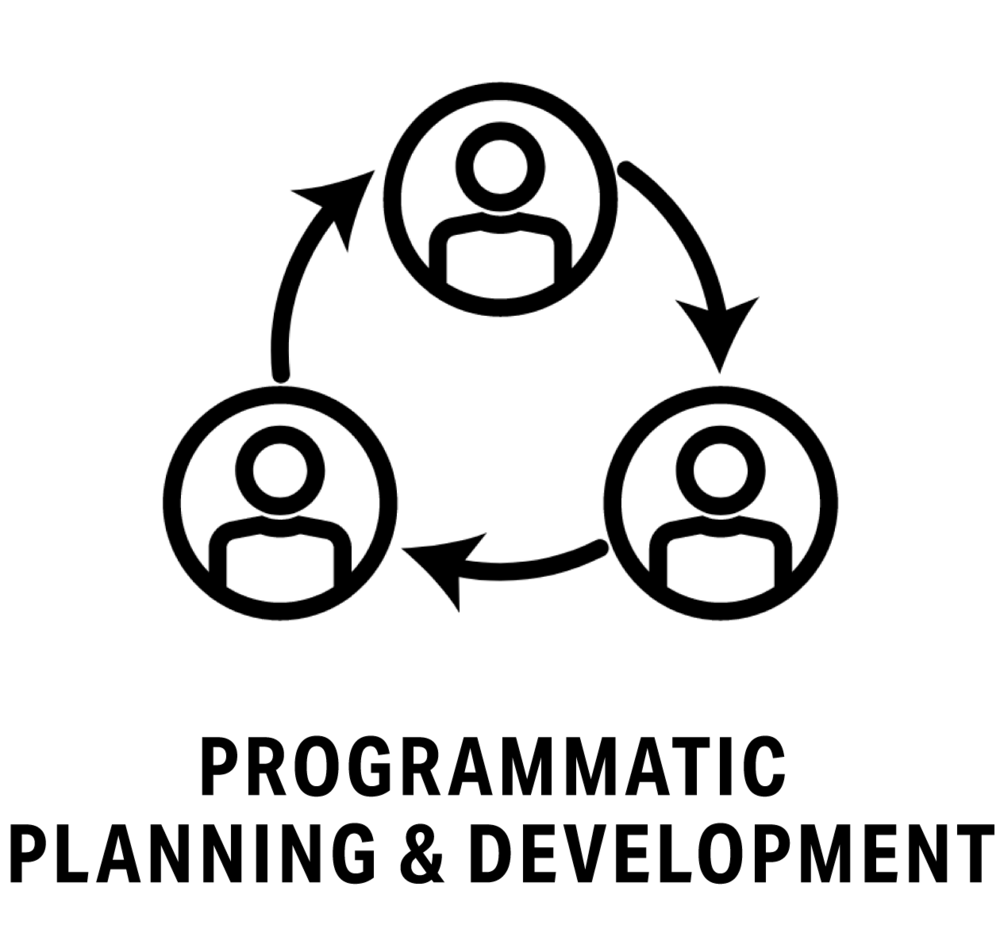 We assist with interpretive planning, exhibition prototyping, and help plan and develop public programs. -