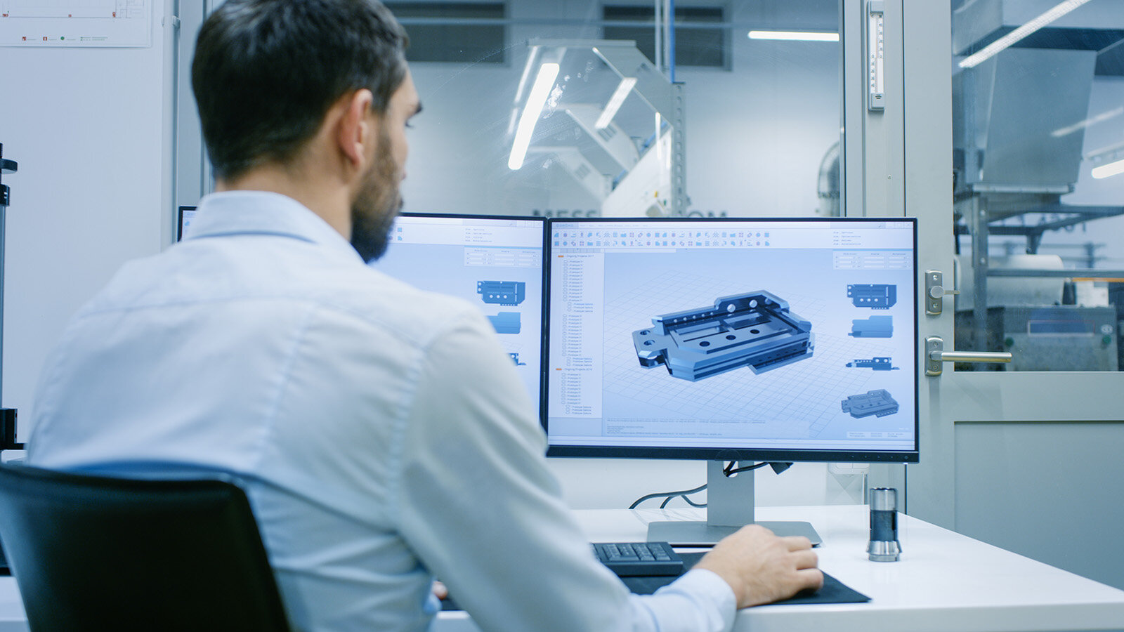 3D Prototyping - We offer professional CAD design services based on a fixed hourly rate. If you have in mind a prototype or a complete product and don`t have a solution to realize it - we are here to help you!
