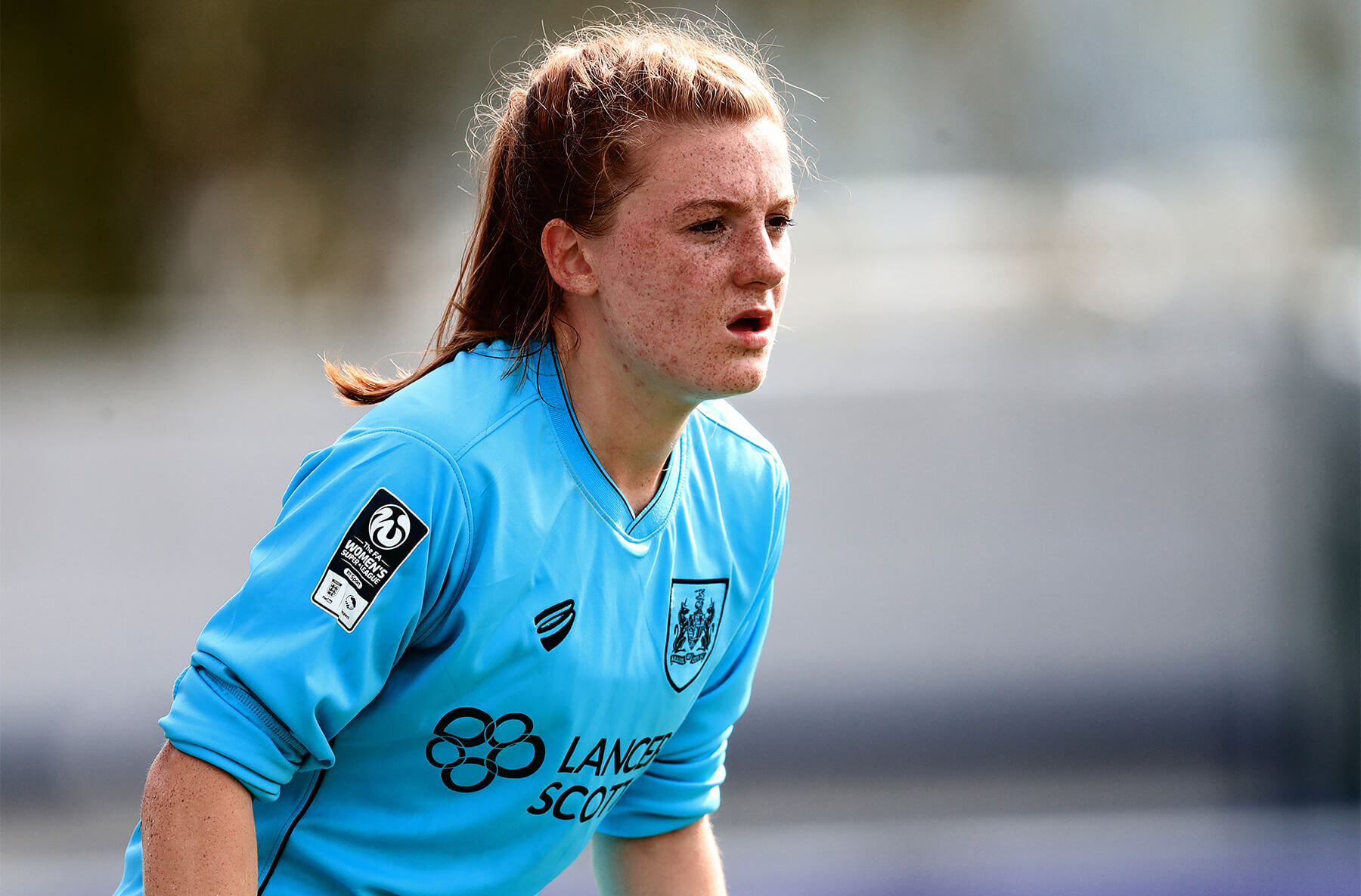 Sophie Baggaley: I became a goalkeeper by chance, now I dream ...