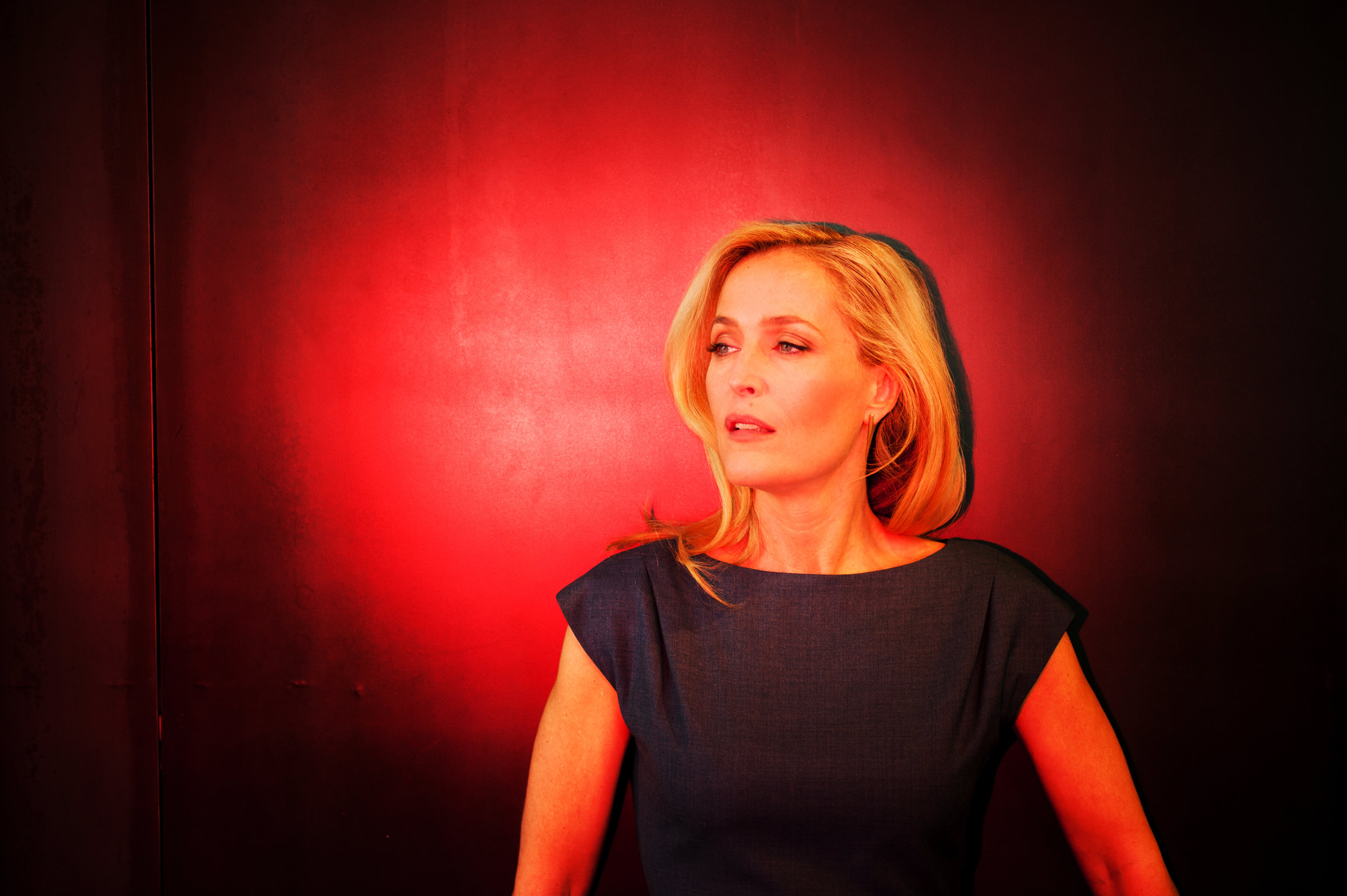 Gillian Anderson for The Wall Street Journal