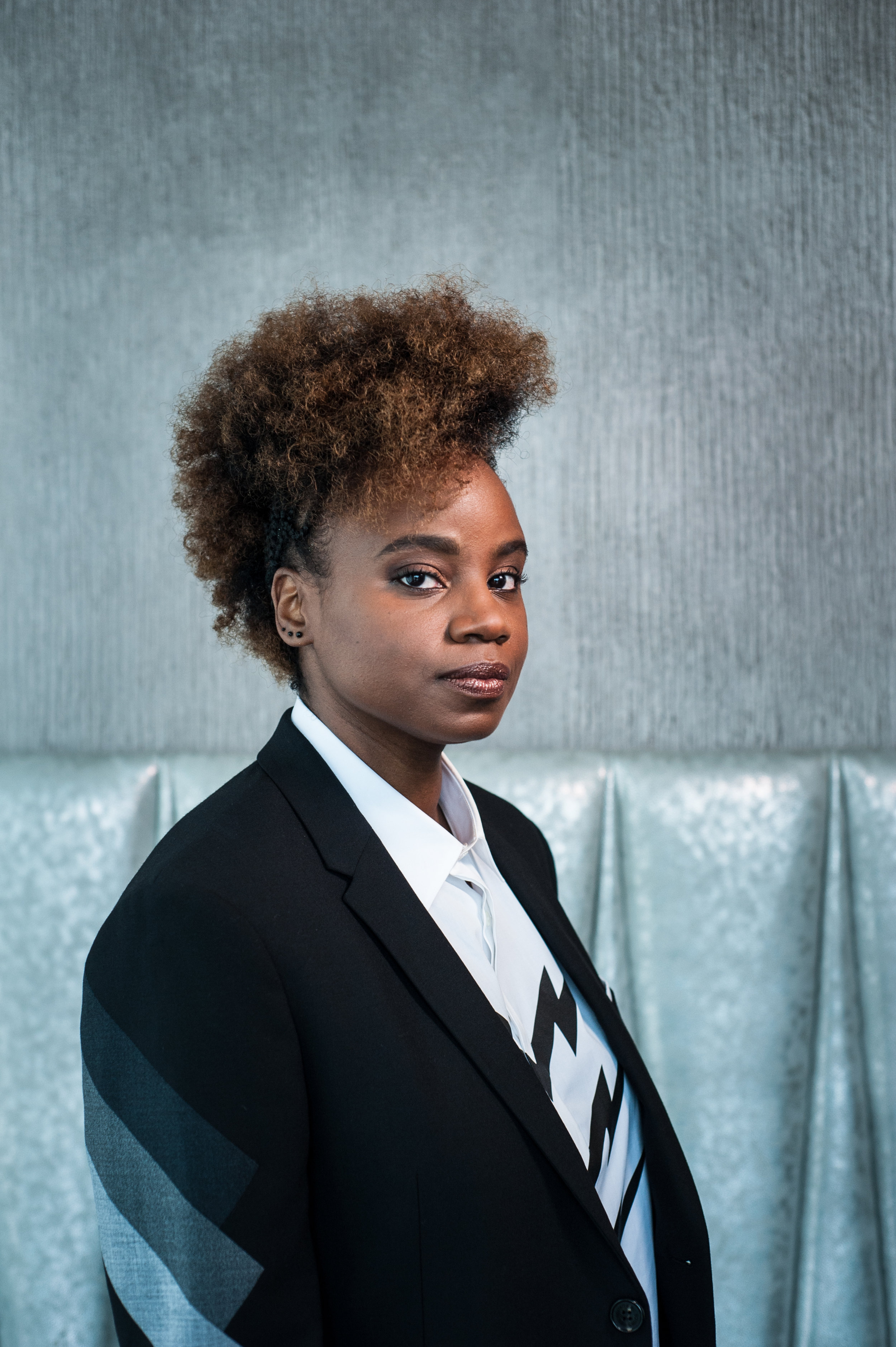 Mudbound director Dee Rees in New York City October 2017. Photographed for ESPN's The Undefeated