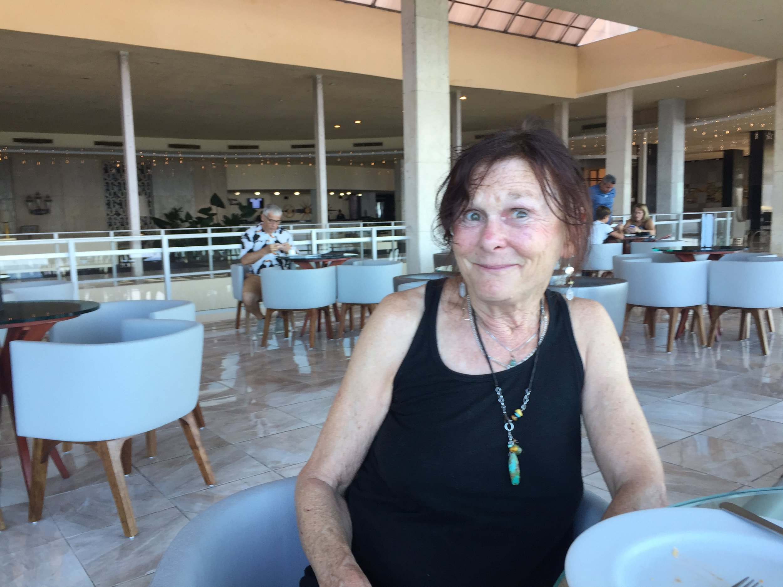 Laurie in Cuba. She is who you will interacting with to arrange your astrology reading