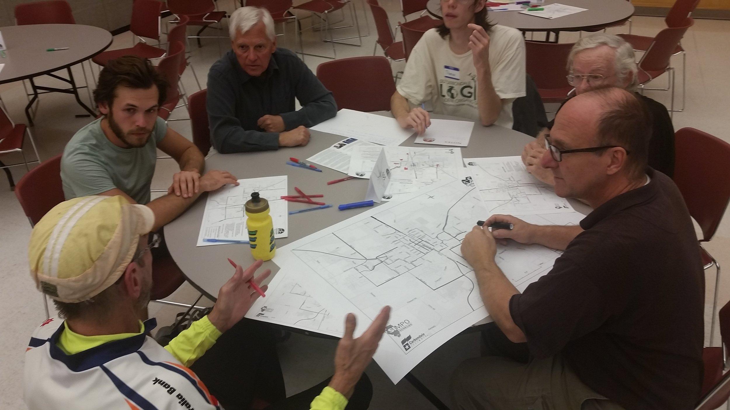 Carbondale Bicycle Master Plan -