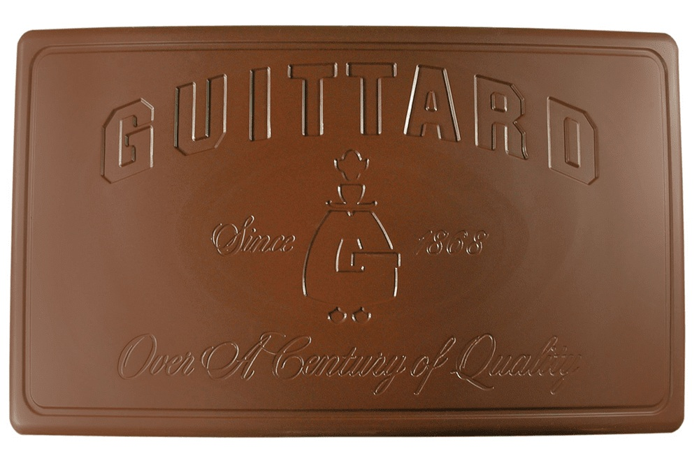 Guittard Bar Chocolate - Sold in 10 lb bars or 1 lb chunks. We carry both Guittard Milk and Dark Chocolate in several varieties.