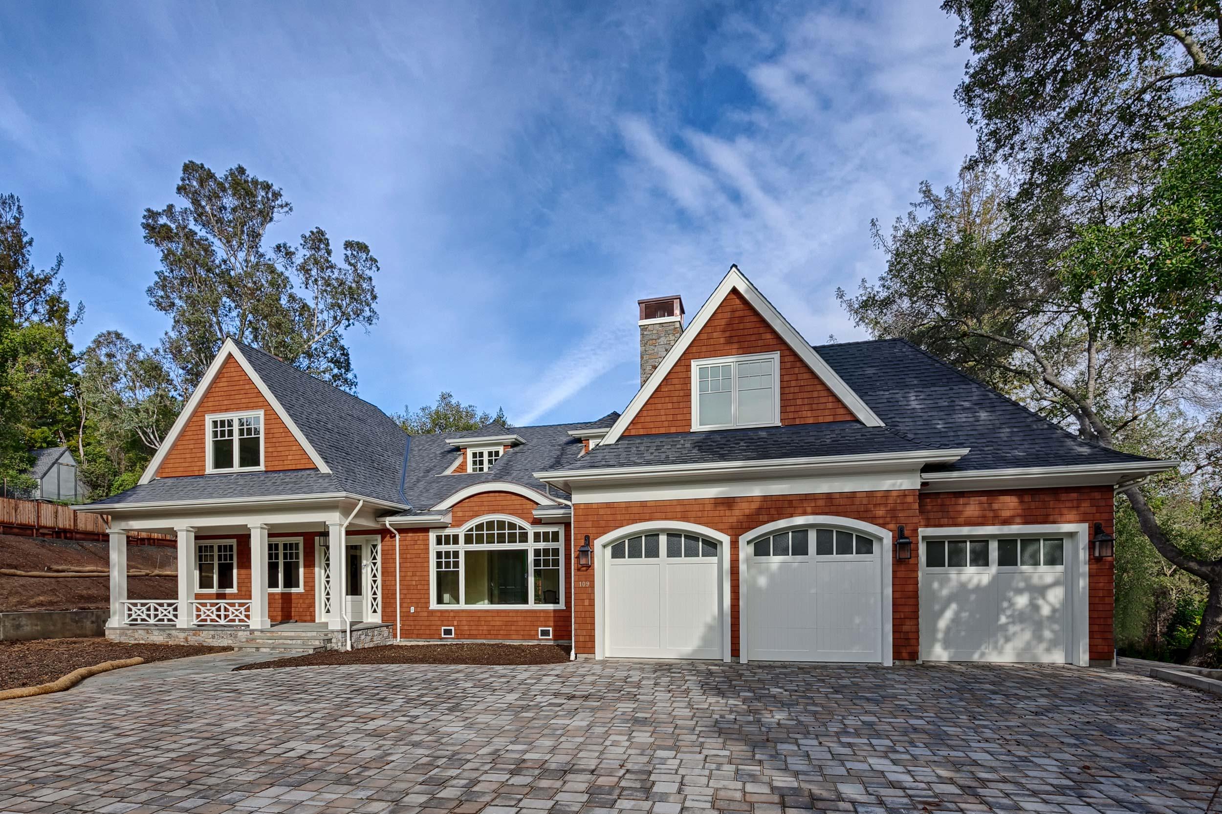 Cape Cod Home in Los Gatos, 95030