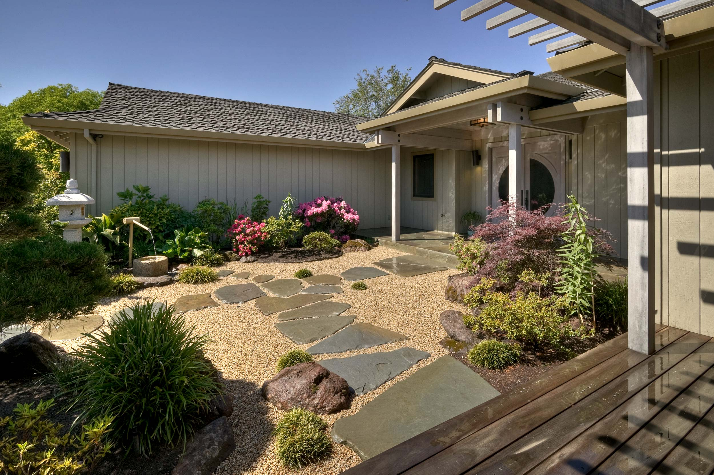 Japanese Style Home in Los Gatos, 95030