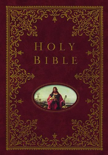 Providence Collection Family Bible, Hardcover, Red Letter Edition