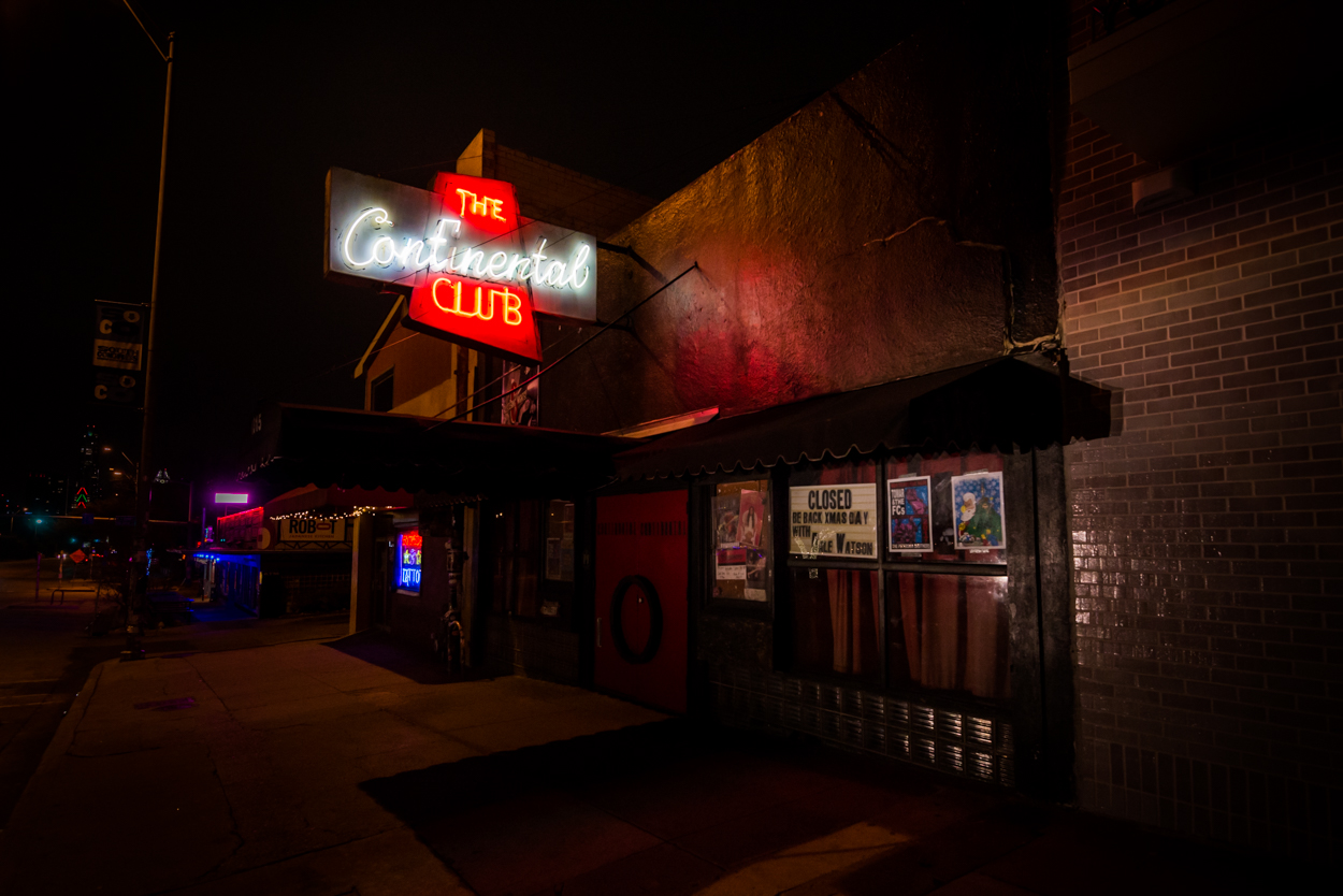 Continental Club - Austin, TX